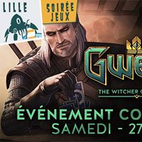 Journe The Witcher  Gwent