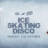Ice Skating Disco  Throwback Thursday Freshers Week Special