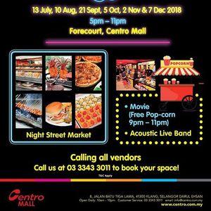 Chill Lah Night Market