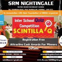 Inter School Quiz Competition