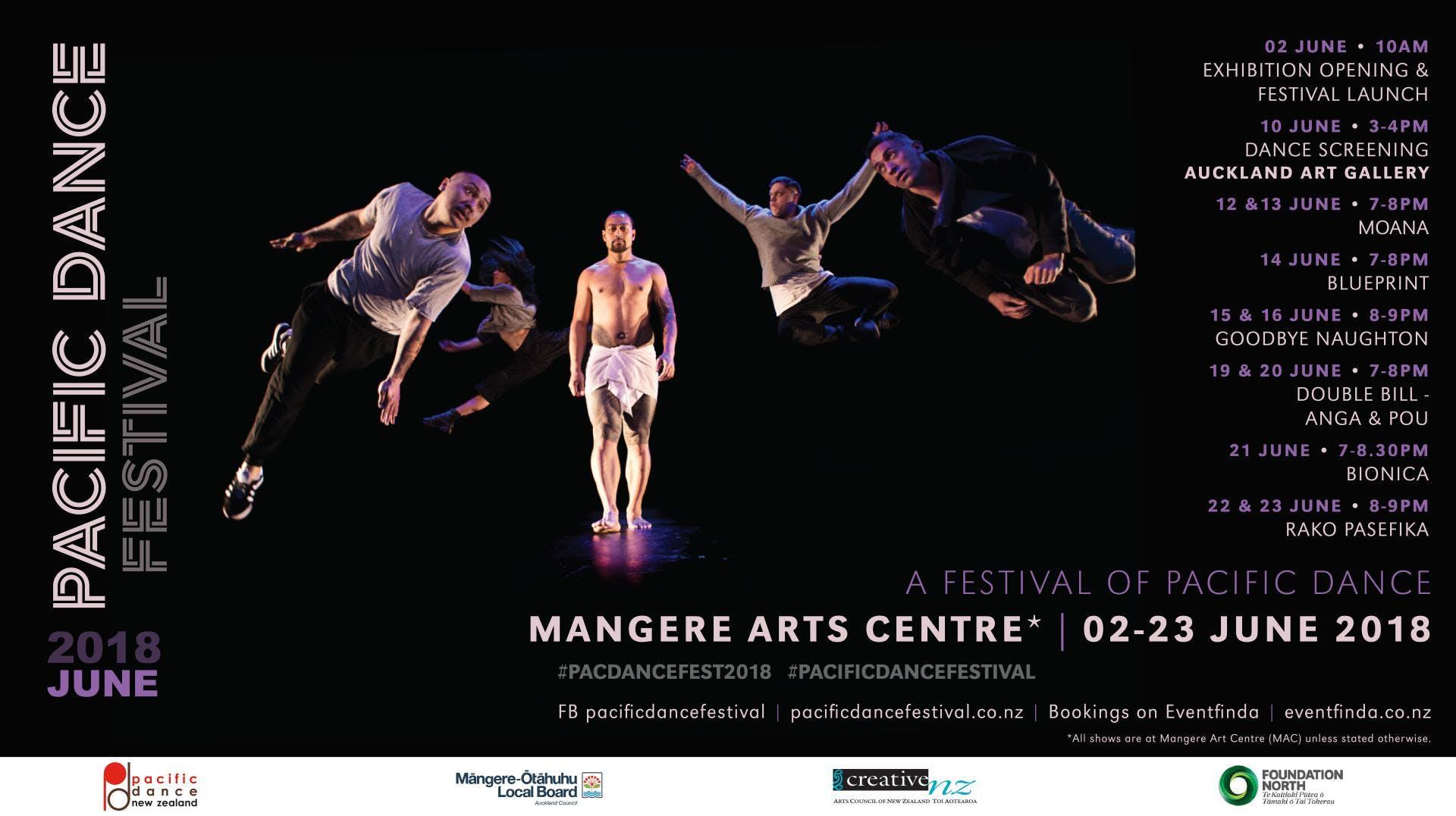 Blickfang Sachsendamm 20 Galerie Von Pacific Dance Festival Launch