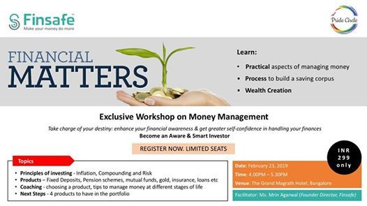 Money Management Workshop (Feb)