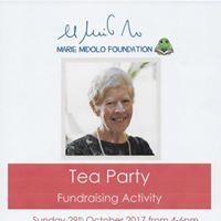 Fundraising Tea Party