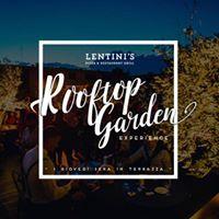 Rooftop Garden Aperitivo da Lentinis