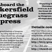 Bakersfield Bluegrass Express