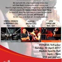 Fitness TriFactor at Bedok Sports Hall