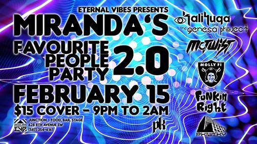 Mirandas Favorite People Party 2.0