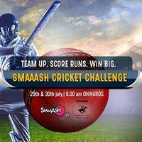 Smaaash Cricket Challenge