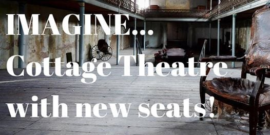 Pleasing Imagine Cottage Theatre With New Seats At Cottage Home Interior And Landscaping Elinuenasavecom
