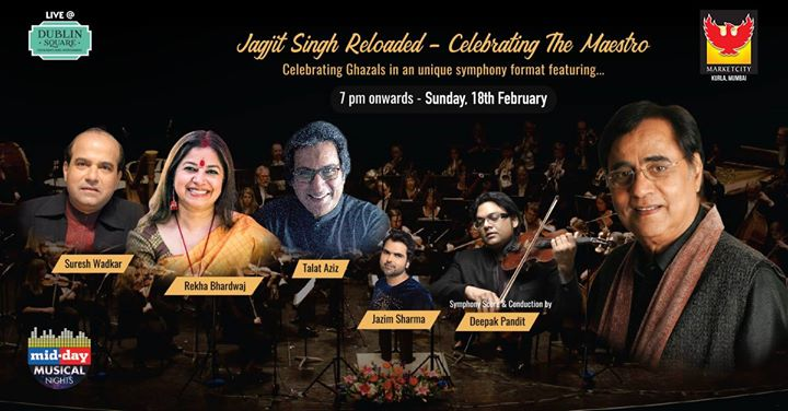A Tribute to Jagjit Singh - Reminiscing the Maestro