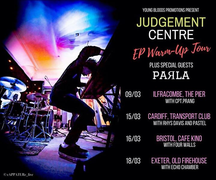 Judgement Centre  Echo Chamber & PARLA