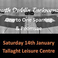 SDTKD - One to One Sparring &amp Poomsae Event