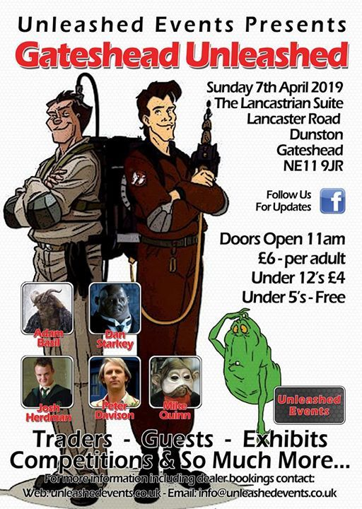 Gateshead Unleashed Comic-Con