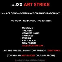 J20 Art Strike