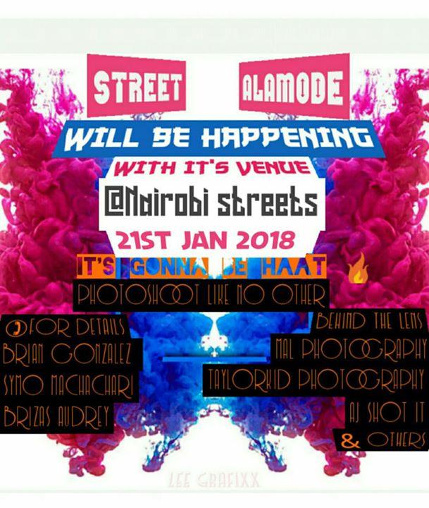 Alamode Street Shoot