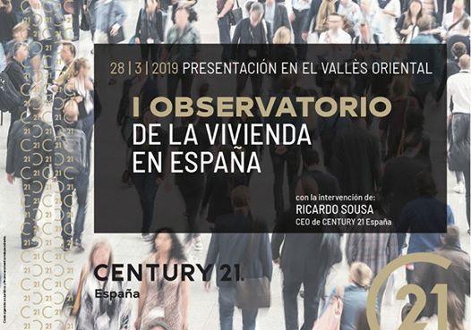 1er. Observatorio de la vivienda en Espaa