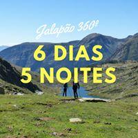 Jalapo 360  6 dias e 5 noites  Diversas datas