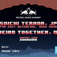 Red Bull Music Academy Club Night with Soichi Terada
