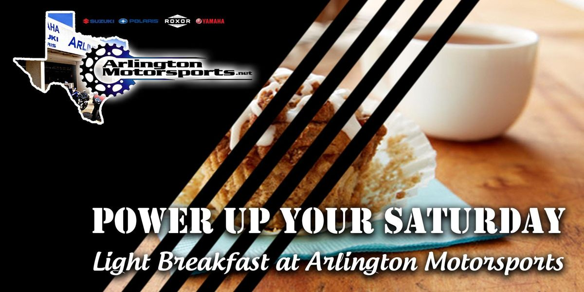 Power Up Your Saturday at AMS