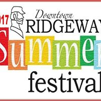Artist Submission for July 8-9th 2017 Ridgeway Summer Festival