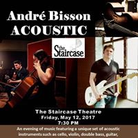Andre Bisson - 8 piece Acoustic Band at The Staircase Theatre