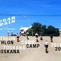 SUGAR &amp PAIN Triathlon Camp Toskana 2018