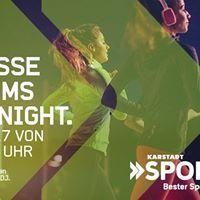 Karstadt Sports Jubilum Sports Night