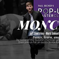 Paul Beckers Pop Up Masterclass Series Moncton