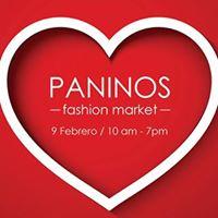 Venta San ValentnPANINOS fashion market