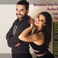 Freddy and Andressa Perth TOUR