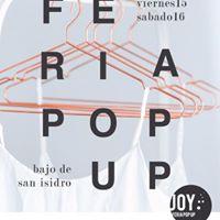 Joy - feria pop up