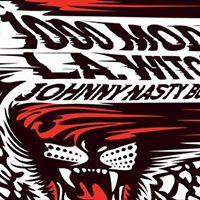 Johnny Nasty Boots  1000Mods  L.A. Witch En Toluca