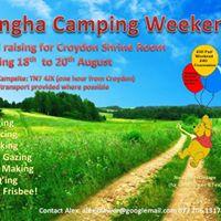 Sangha Camping Weekend