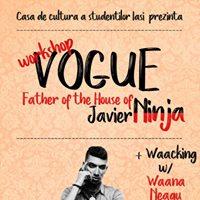 Workshop - Javier NINJA &amp Waana NEAGU