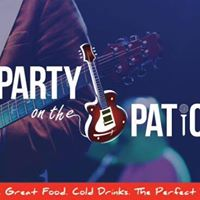 Party on the Patio - Fire &amp Ice