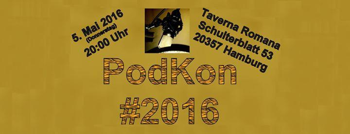 PodKon 2016