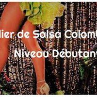 Atelier de Salsa Colombienne Niveau Dbutant