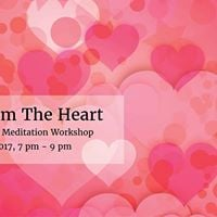 Living from your Heart - Kundalini Yoga workshop