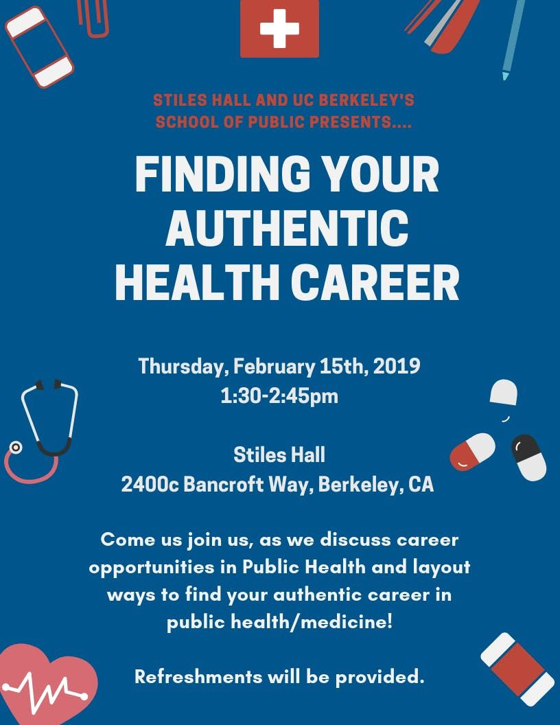 Finding Your Authentic Health Career