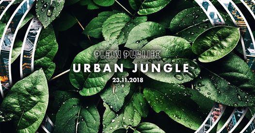 Urban Jungle  Plein Publiek