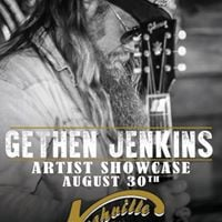 Gethen Jenkins at The Nashville Palace