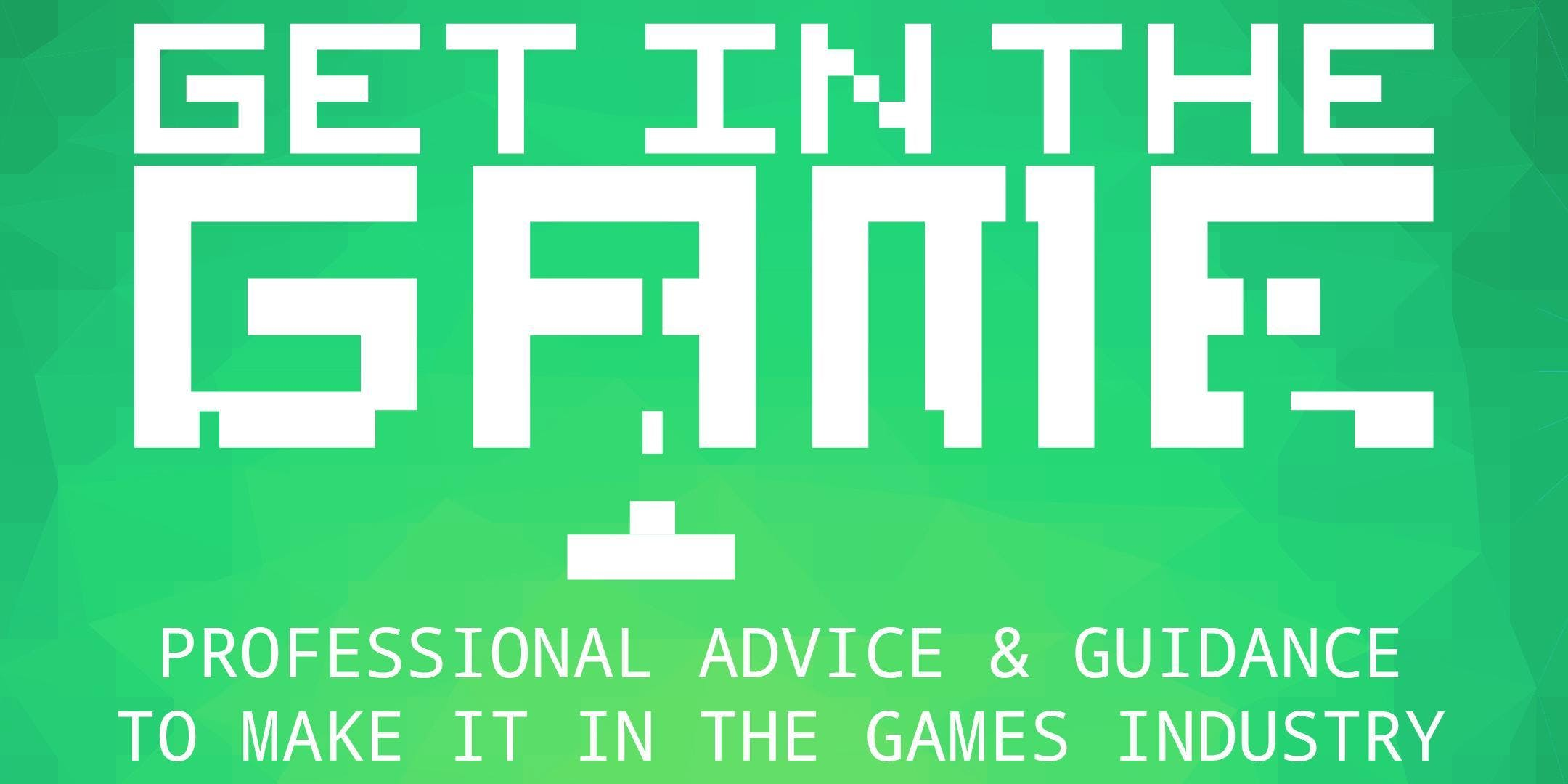 Get In The Game Careers Talks Abertay University