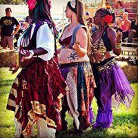 Redding Tribal Style Bellydance Classes