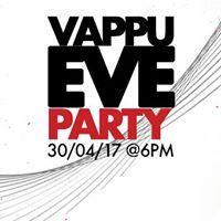 Vappu Eve Party