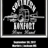 Southern Komfort Brass Band