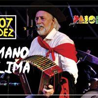 Show com Mano Lima