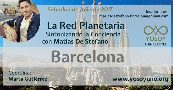Sintonizando la Conciencia con Matas De Stefano