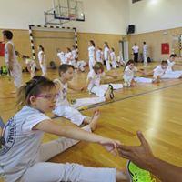 Capoeira za otroke - Ljubljana