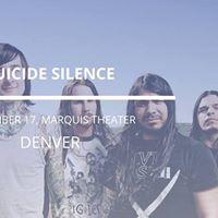 Suicide Silence in Denver