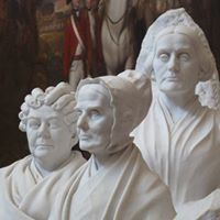 Author Sandra Weber - &quotThe Woman Suffrage Statue&quot